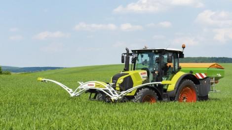 Высокоточное сельское хозяйство