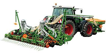 Avant: Посевная комбинация с фронтальным бункером для посева по вспашке и мульчированного посева