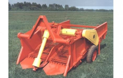 Картофелекопатель 2-х рядный навесной КТН-2В