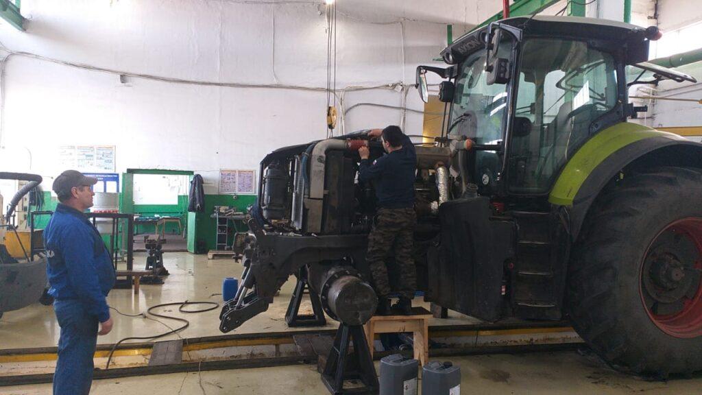 Плодотворное взаимодействие с КГБПОУ «Уярский сельскохозяйственный техникум»