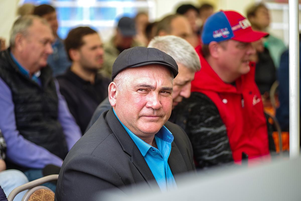 Республиканский День Поля AMAZONE в Хакасии