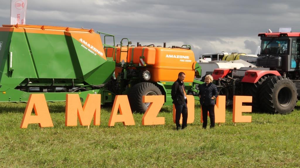 В минувшую пятницу аграрии Красноярского края с размахом отметили Краевой День Поля 2021.